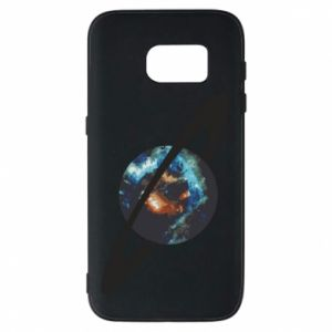 Samsung S7 Case Planet in space