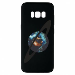 Samsung S8 Case Planet in space