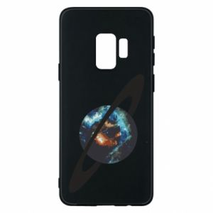 Samsung S9 Case Planet in space