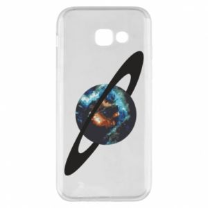 Samsung A5 2017 Case Planet in space