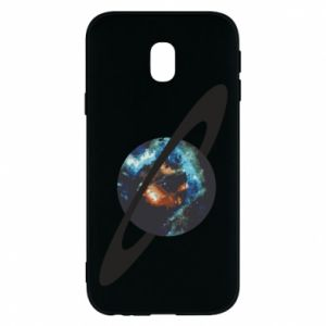 Samsung J3 2017 Case Planet in space