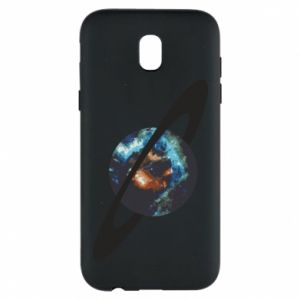 Samsung J5 2017 Case Planet in space