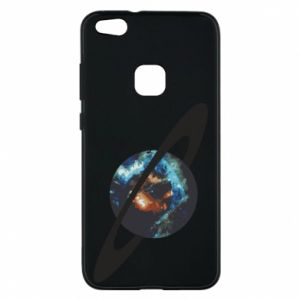 Huawei P10 Lite Case Planet in space