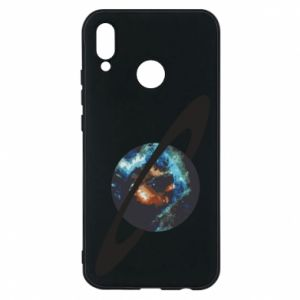 Huawei P20 Lite Case Planet in space