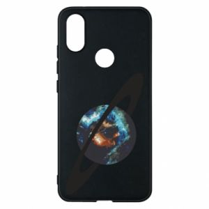 Xiaomi Mi A2 Case Planet in space