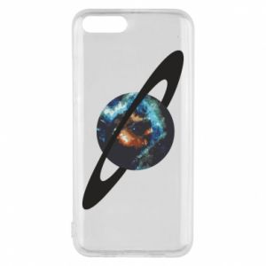 Xiaomi Mi6 Case Planet in space