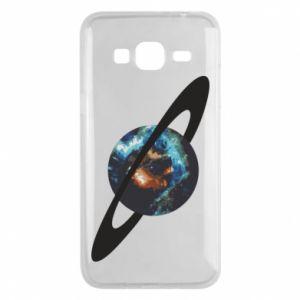 Samsung J3 2016 Case Planet in space