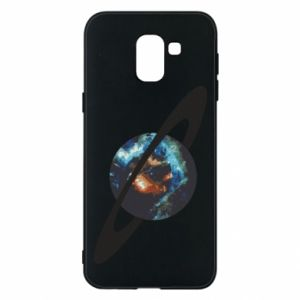 Samsung J6 Case Planet in space