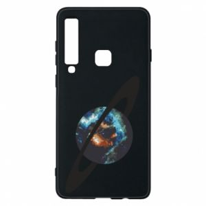 Samsung A9 2018 Case Planet in space