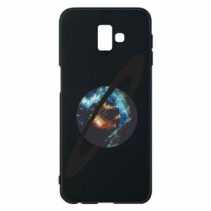 Samsung J6 Plus 2018 Case Planet in space