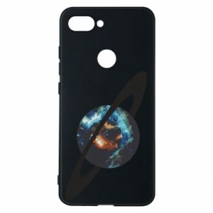 Xiaomi Mi8 Lite Case Planet in space