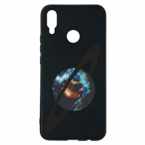 Huawei P Smart Plus Case Planet in space
