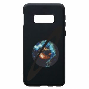Samsung S10e Case Planet in space