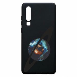 Huawei P30 Case Planet in space