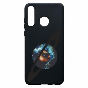 Huawei P30 Lite Case Planet in space