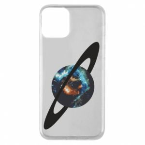 iPhone 11 Case Planet in space