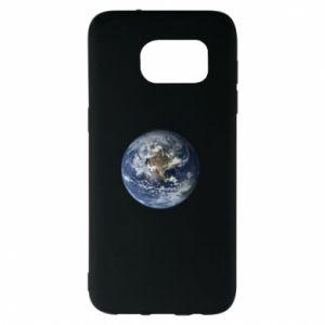Etui na Samsung S7 EDGE Planeta Ziemia
