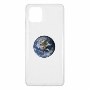 Etui na Samsung Note 10 Lite Planeta Ziemia
