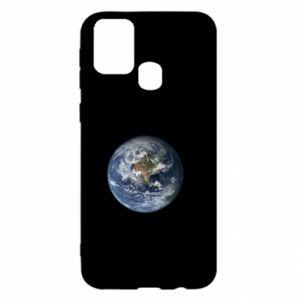 Etui na Samsung M31 Planeta Ziemia
