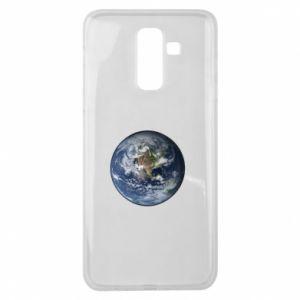 Etui na Samsung J8 2018 Planeta Ziemia