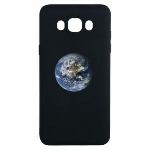 Etui na Samsung J7 2016 Planeta Ziemia