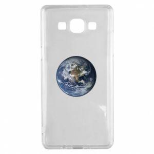 Etui na Samsung A5 2015 Planeta Ziemia