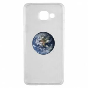 Etui na Samsung A3 2016 Planeta Ziemia