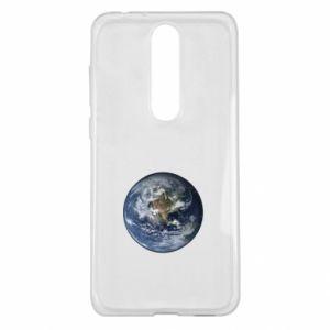 Etui na Nokia 5.1 Plus Planeta Ziemia