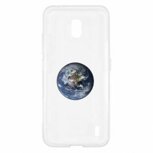 Etui na Nokia 2.2 Planeta Ziemia