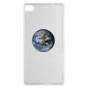 Etui na Huawei P8 Planeta Ziemia