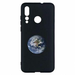 Etui na Huawei Nova 4 Planeta Ziemia