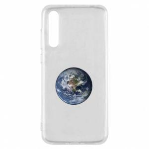 Etui na Huawei P20 Pro Planeta Ziemia