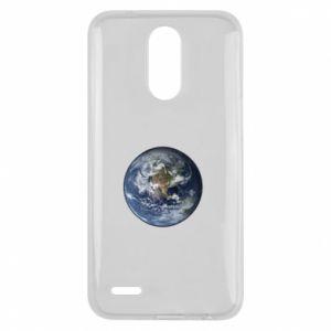 Etui na Lg K10 2017 Planeta Ziemia