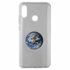 Etui na Huawei Honor 10 Lite Planeta Ziemia
