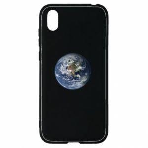 Etui na Huawei Y5 2019 Planeta Ziemia