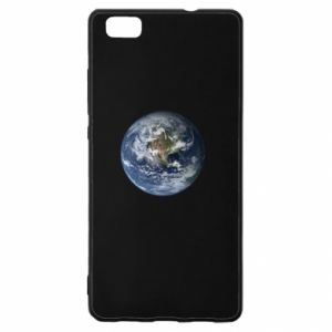 Etui na Huawei P 8 Lite Planeta Ziemia