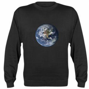 Bluza (raglan) Planeta Ziemia - PrintSalon