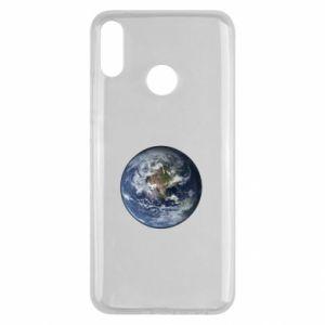Etui na Huawei Y9 2019 Planeta Ziemia