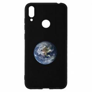 Etui na Huawei Y7 2019 Planeta Ziemia