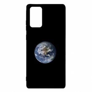 Etui na Samsung Note 20 Planeta Ziemia