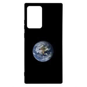 Etui na Samsung Note 20 Ultra Planeta Ziemia