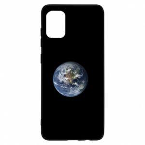 Etui na Samsung A31 Planeta Ziemia