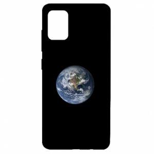 Etui na Samsung A51 Planeta Ziemia