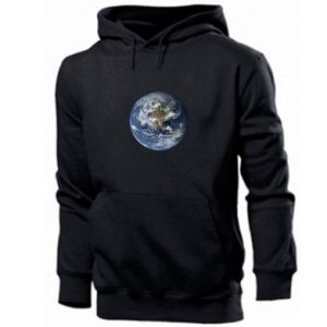 Men's hoodie Planet Earth