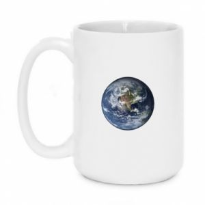 Kubek 450ml Planeta Ziemia - PrintSalon