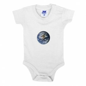 Baby bodysuit Planet Earth