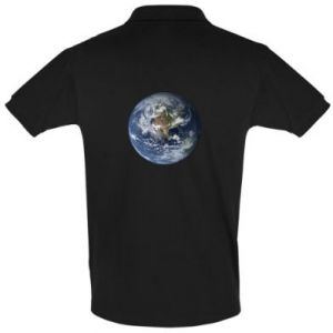 Men's Polo shirt Planet Earth