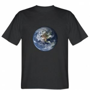 T-shirt Planet Earth