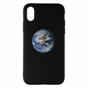 Phone case for iPhone X/Xs Planet Earth