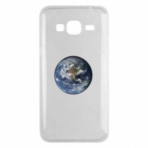 Phone case for Samsung J3 2016 Planet Earth